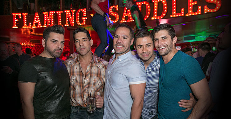 Gay dating West Hollywood